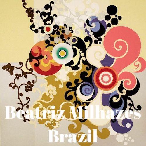 beatriz milhazes brazilian artist